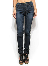 Denim041 Standard Skinny Denim/Dark Denim
