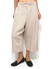 Pants180 Wide Quarter Pants/ Taupe